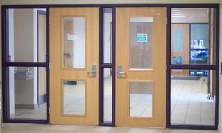 architectural doors & hardware