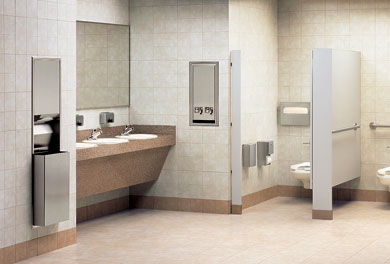 commercial bathroom accessories nh me ma vt oconnor door - Bathroom Accessories Commercial